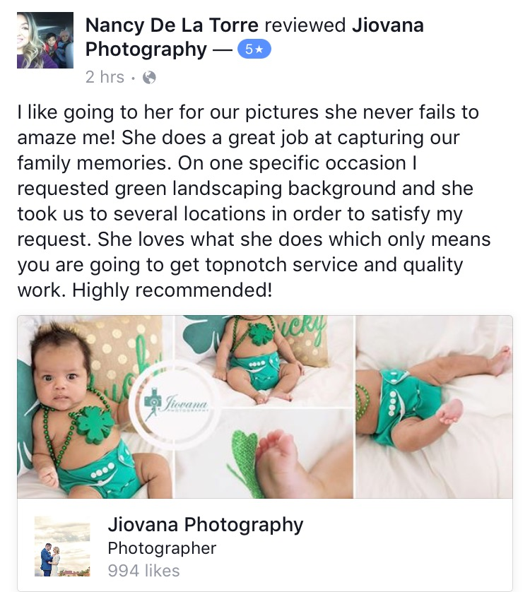 jiovana photography review